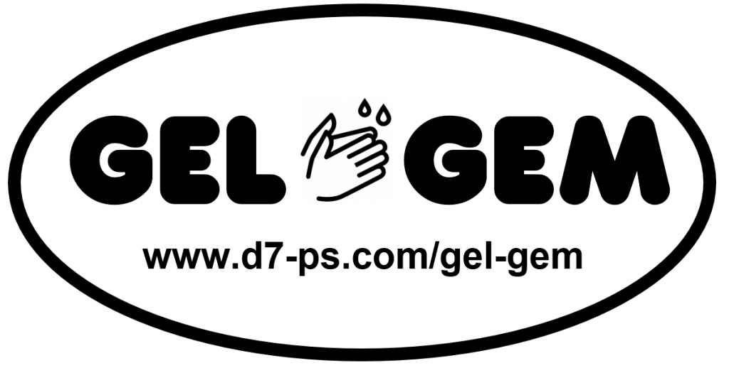 Gel Gem logo